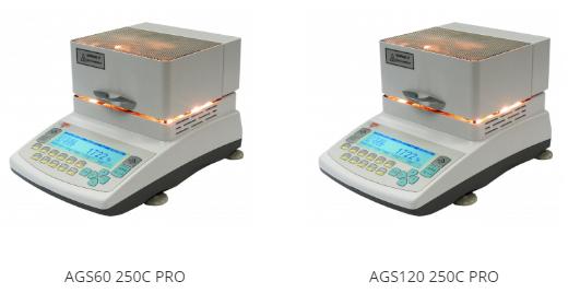 Cân phân tích độ ẩm AGS - VORTEX GENIC II - USA