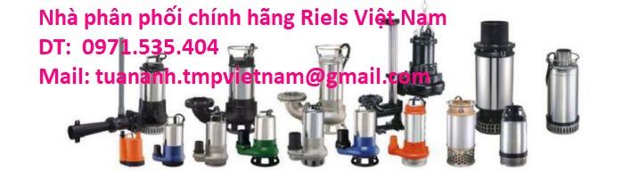 Đồng hồ đo lưu lượng Riels - Đại lý Riels Viêt Nam