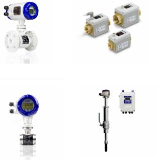 Máy đo lưu lượng điện từ - sản phẩm riels - đồng hồ đo lưu lượng riles - đại lý riels Viêt Nam