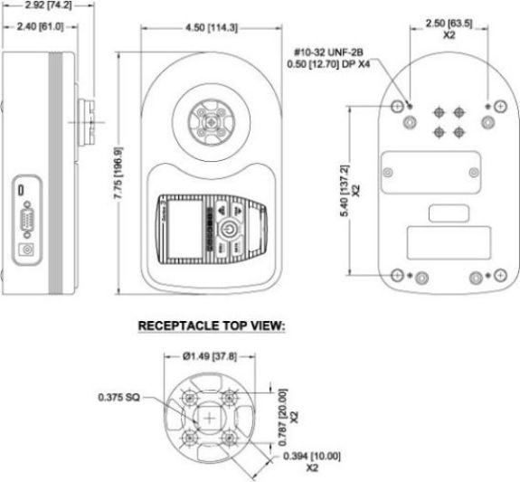 Máy kiểm tra momen xoắn TT02 | Mark-10