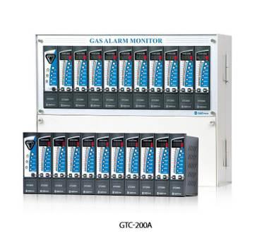 Đầu thu khí đa kênh GTC-200A Gastron VietNam