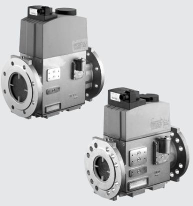 Double solenoid valve - Dungs Viet Nam