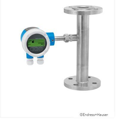 Lưu lượng kế khối lượng Proline t-mass A 150 - Endress+Hauser Việt Nam