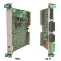Analog monitoring card and input / output card AMC8 and IOC8T | Vibro Meter Việt Nam