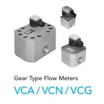Bộ đo lưu lượng VCA / VCN / VCG - Kracht Vietnam