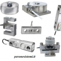 Compression Load Cells - Pavone Sistemi VietNam