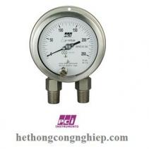 Đồng hồ đo áp suất chênh lệch BP300 | PCI-Instrument Viet Nam