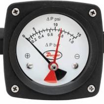 Đồng hồ đo áp suất chênh lệch seri PTGD - Dwyer VietNam