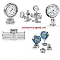 Đồng hồ đo áp suất màng Ashcroft - Ashcroft Vietnam