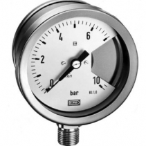 Đồng hồ đo áp suất serie MBS860 - TEMAVASCONI Viet Nam