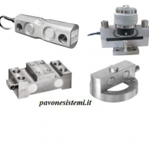 Double Shear Beam Load Cells - Pavone Sistemi VietNam