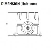 GTD-2000Tx-Gastron-VietNam-Máy dò khí oxy và khí độc hại