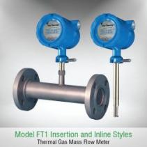 Máy đo lưu lượng khí FT1 - Fox Thermal
