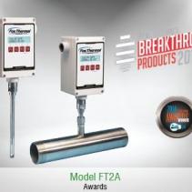 Máy đo lưu lượng khí FT2A - Fox Thermal