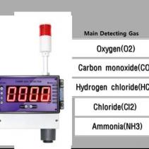 Máy thu khí và phát hiện khí độc hại GTD-6000 - Gastron VietNam