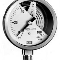 MC1100 tema - Đồng hồ đo áp lực - Tema Việt Nam
