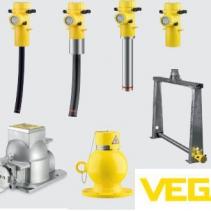 Thiết bị đo mức phóng xạ VEGA